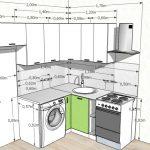 установка кухонных приборов