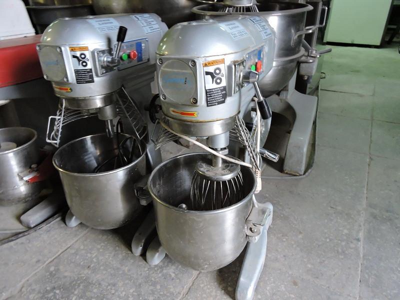 промышленные планетарные миксеры для пекарни