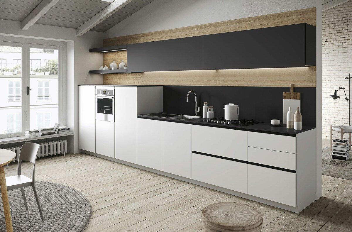 фото модных кухонь срок