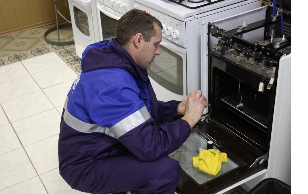 ремонт газовой плиты мастером