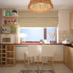 подоконник и его функции на кухне