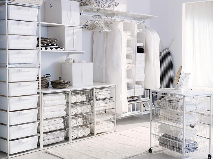 Создавать проект гардеробной системы