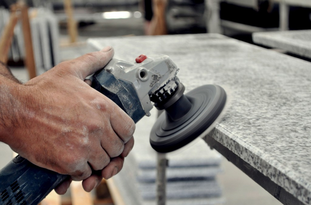 шлифовка бетонной поверхности