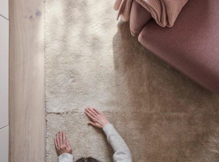 стыкуем ковры