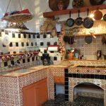 аксессуары для украшения угловой кухни