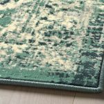 зеленый коврик икеа в прихожую