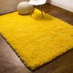 желтый коврик икеа
