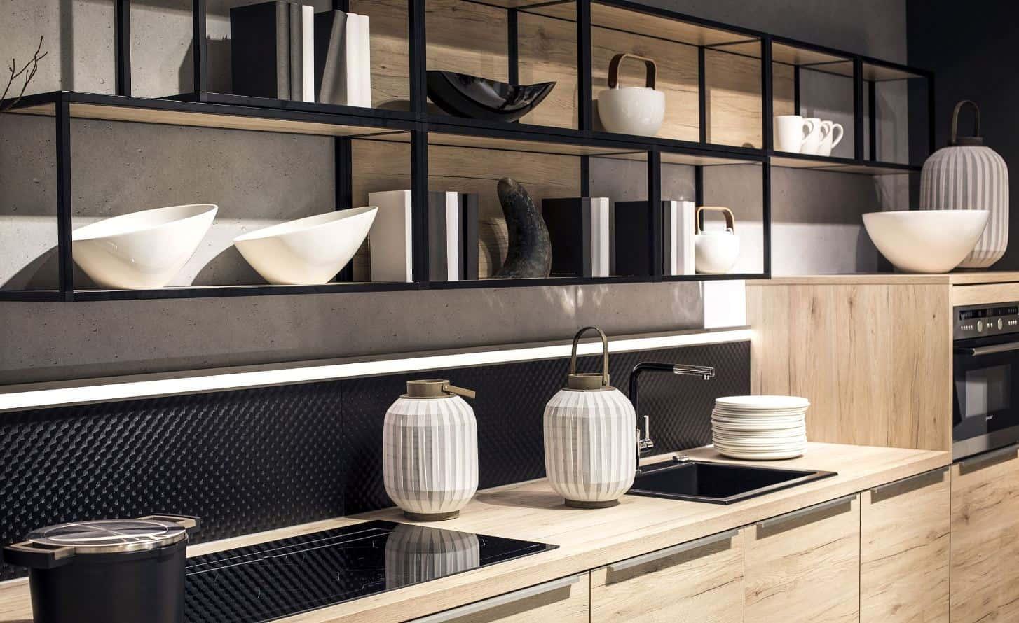 Дизайнерские решения для кухни