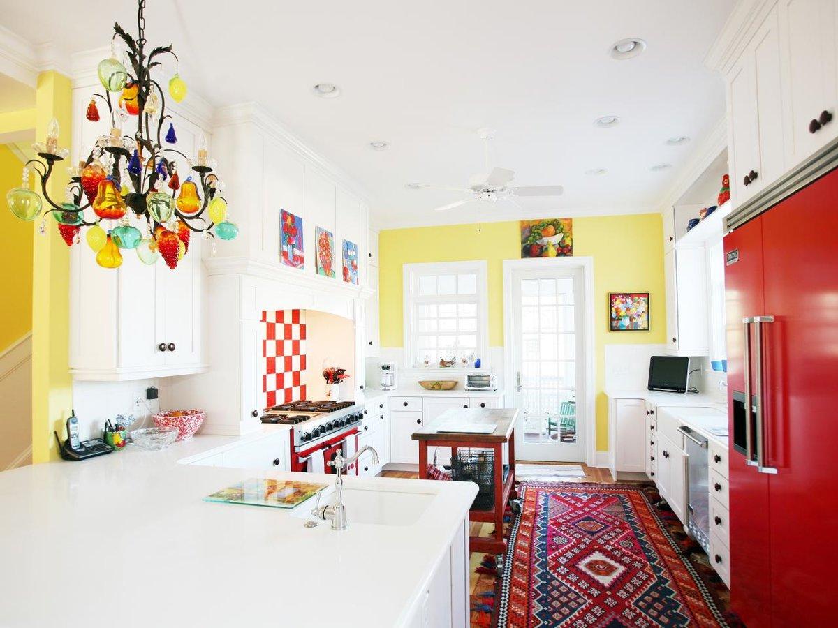 Элементы декора на кухне