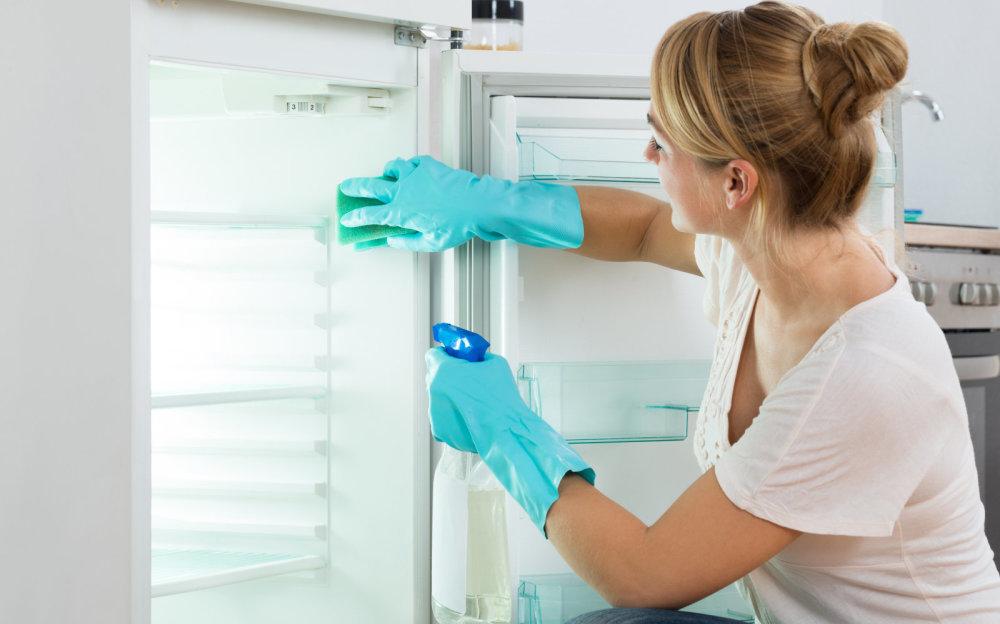Холодильник нуждается в уходе