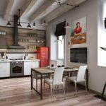 Идеи дизайна в стиле лофт для квартиры и дома