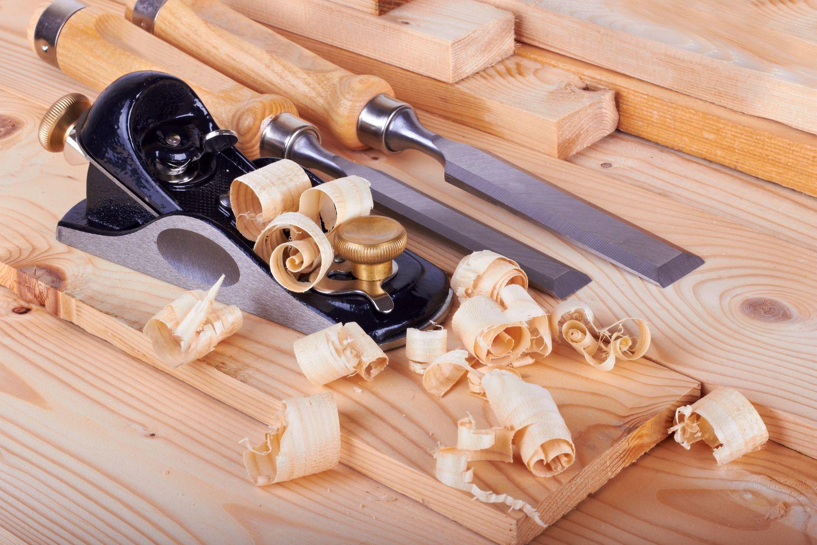 Набор инструмента для изготовления столешницы