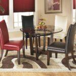 кожаные кресла на кухню