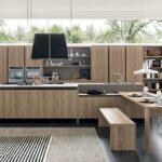 Кухня в стиле эко Модерн