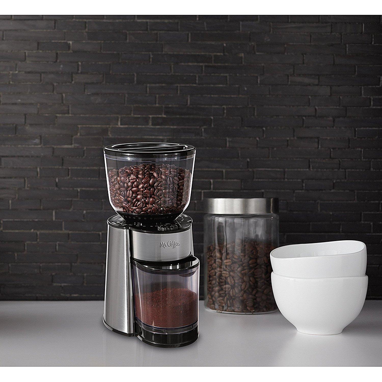 Материал для кофемолки