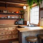 Мини кухни для дачного домика