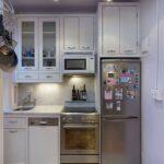 дизайнерское решение для кухни