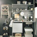 вариант расположения кухни