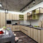 Модные идеи дизайна интерьера кухни