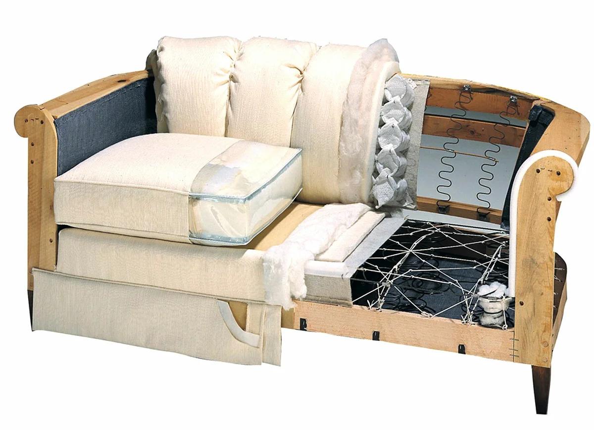 Наполнитель для дивана: пружинные, беспружинные