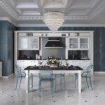 комфортный дизайн кухни