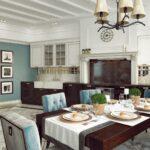 кухня готова к приему гостей