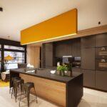 модерн в дизайне кухни