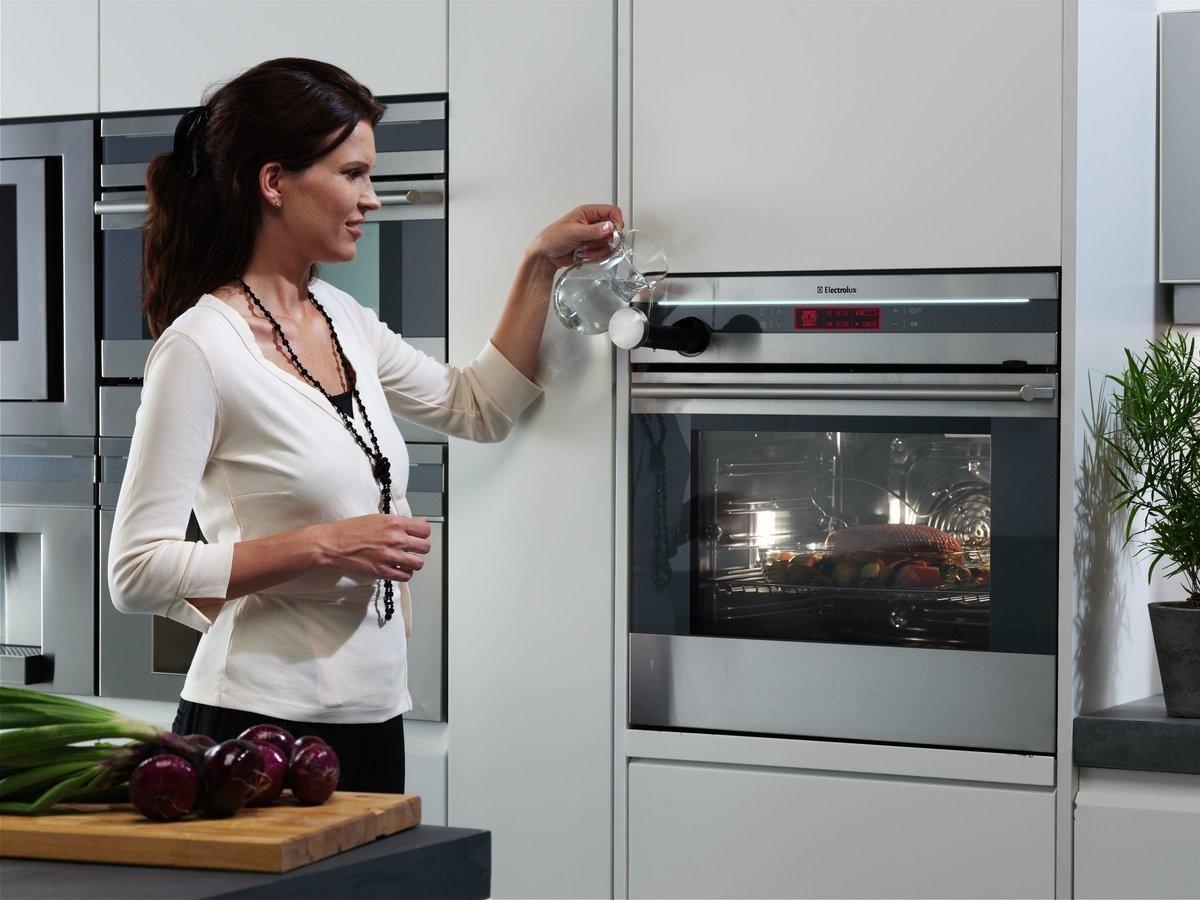 правила пользования духовкой