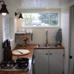 Планировка дачной маленькой кухни