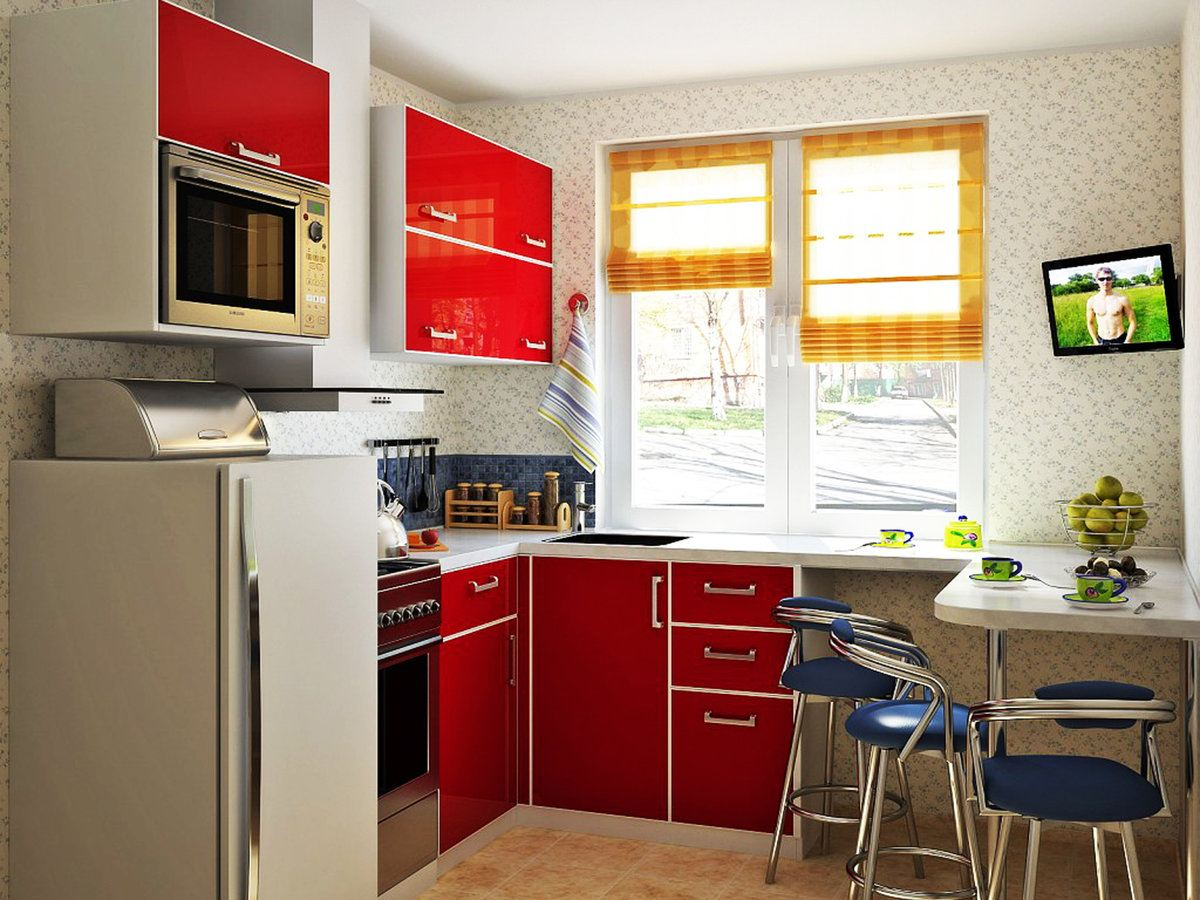 решили вспомнить, кухня на пять квадратов дизайн фото базе