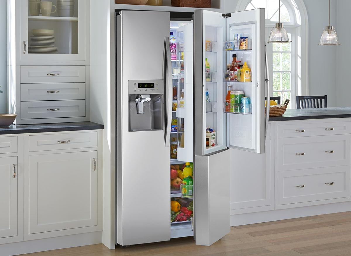 перезагрузка холодильника