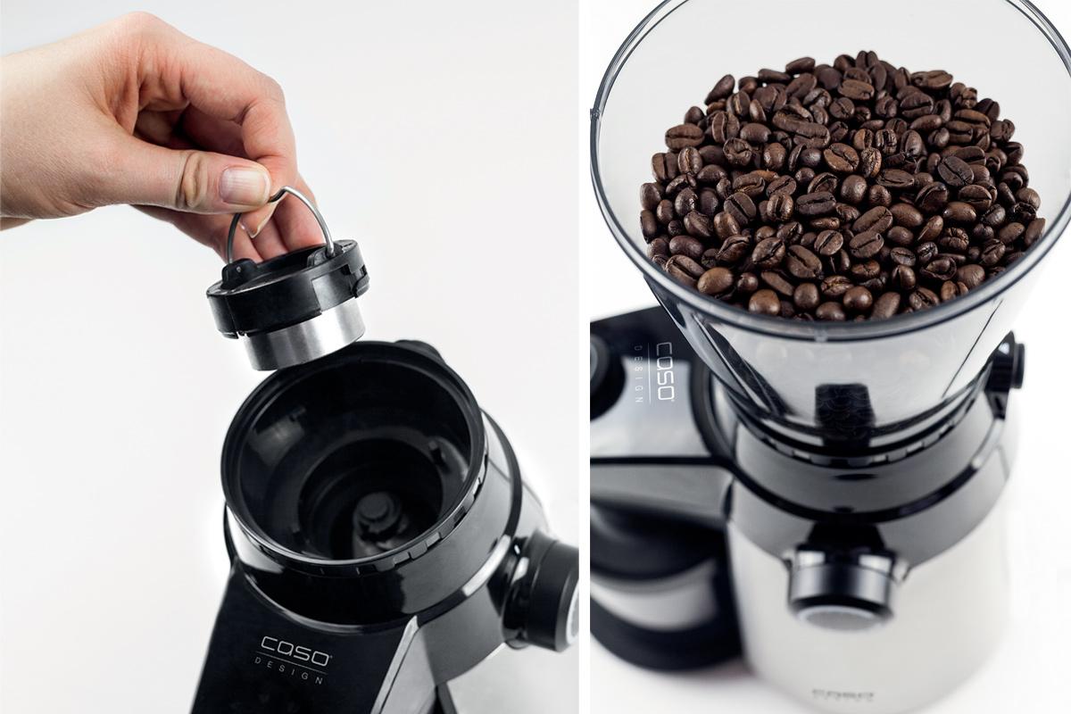 Плюсы и минусы кофемолок