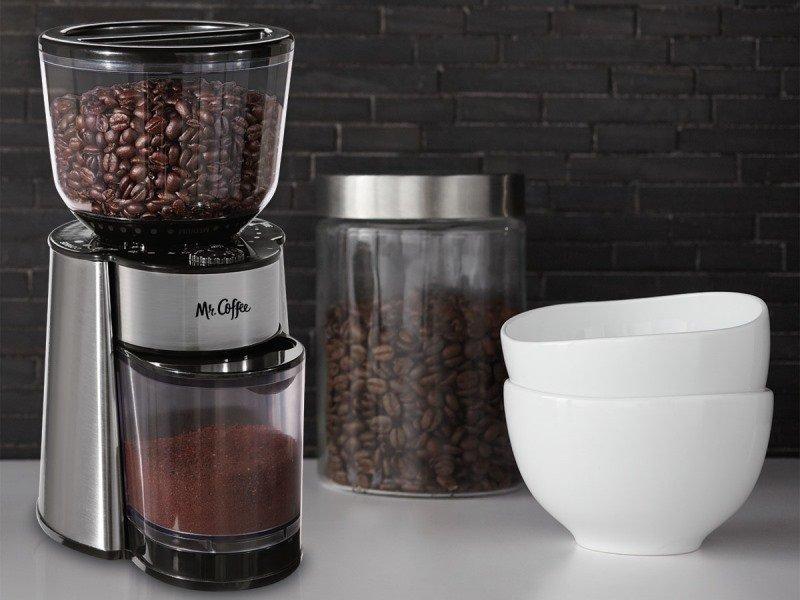 Польза кофемолок