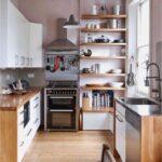 Практичный дизайн очень маленьких кухонь