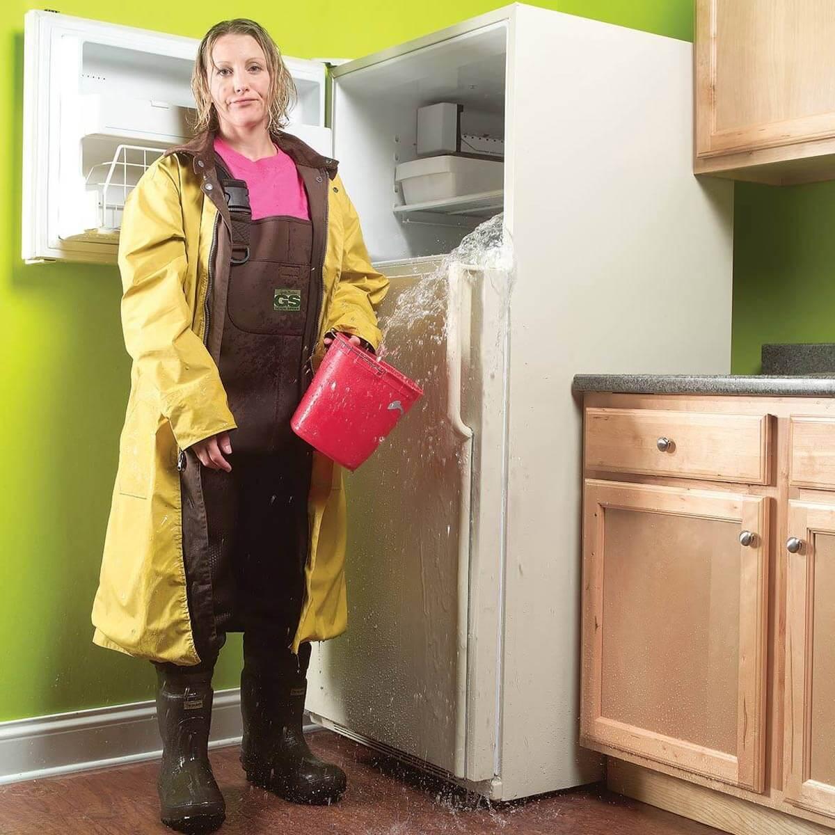 Причины неисправностей и поломки холодильника