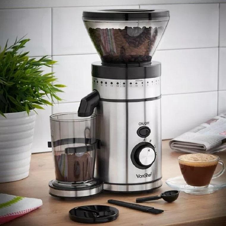 Режимы помола кофейных зерен