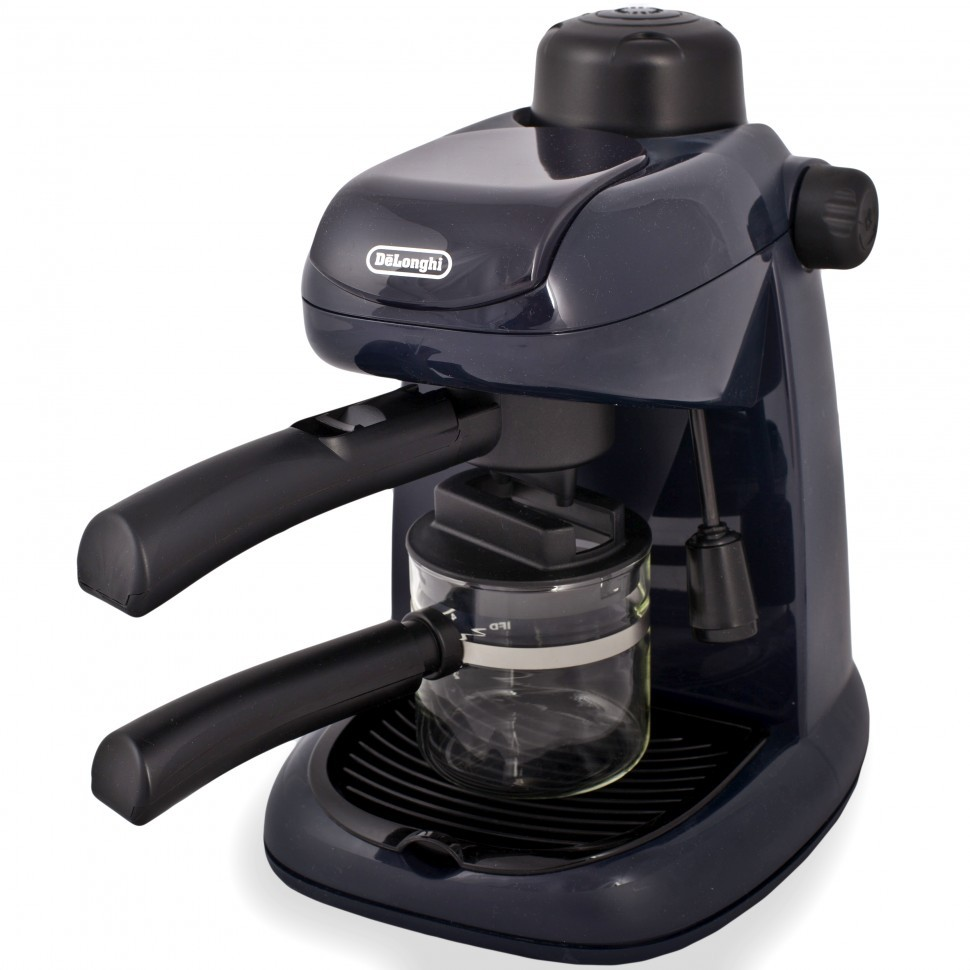 рожковая кофеварка фирмы Delonghi