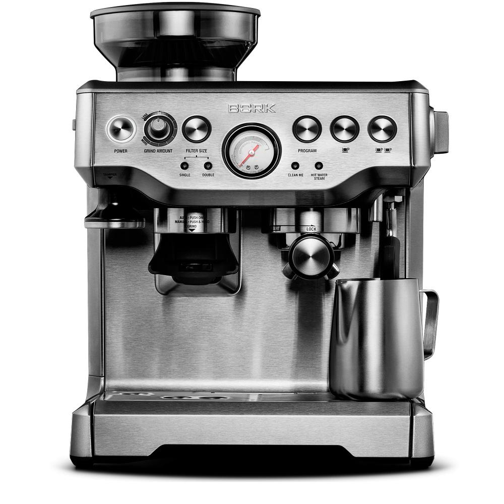 Рожковая кофеварка фирмы Bork