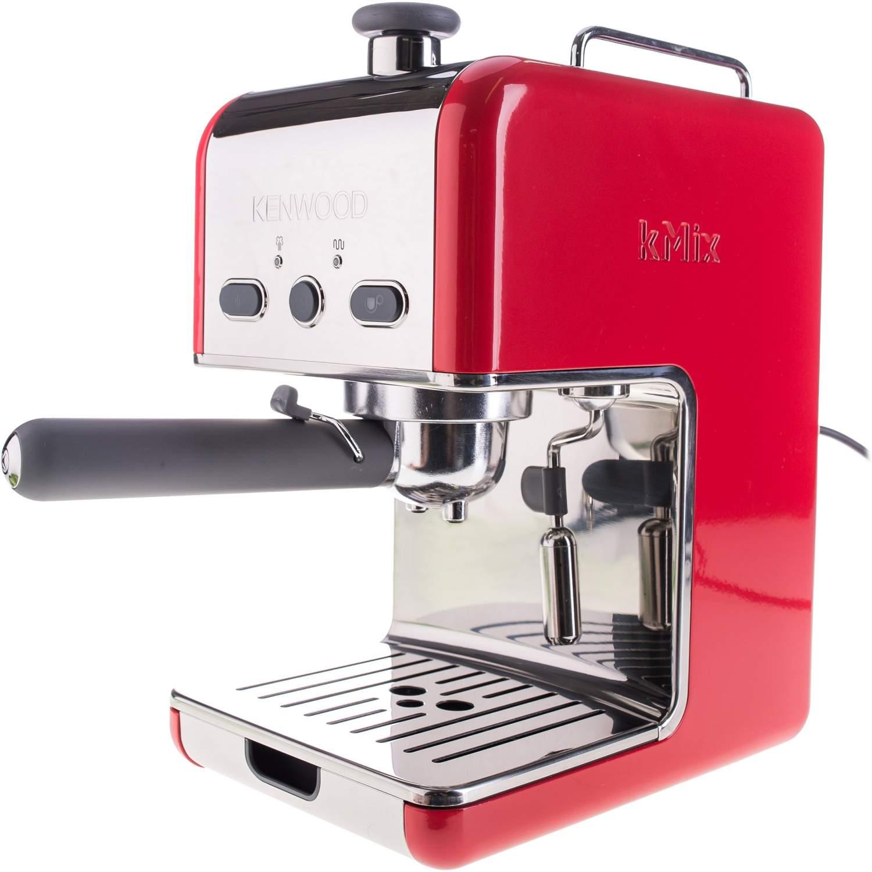 рожковая кофеварка фирмы Kenwood
