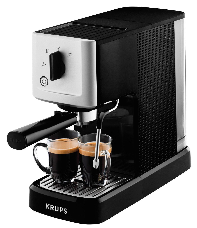 рожковая кофеварка от компании Krups