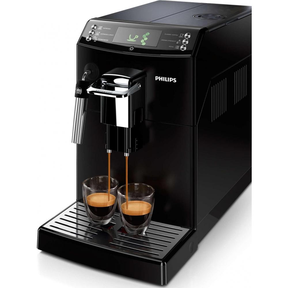 рожковая кофеварка фирмы филипс