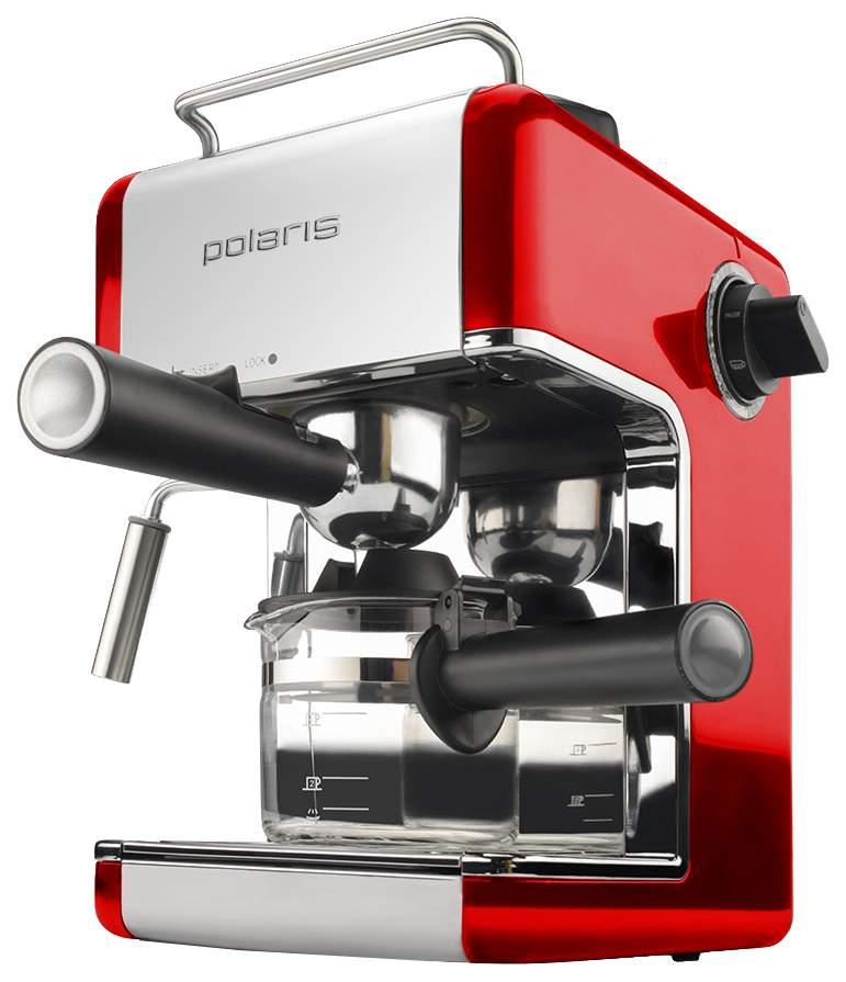 рожковая кофеварка от компании Polaris