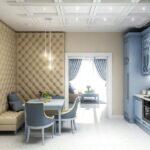 Стильные диваны для кухни со спальным местом