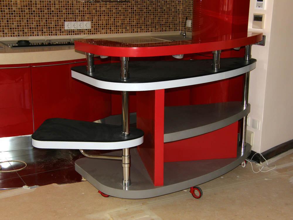 аренду передвижные барные стойки для кухни фото сорт можно