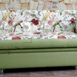 диван со спальным местом на кухне идеи дизайна