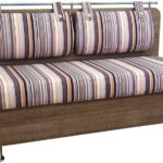 диван со спальным местом на кухне декор идеи