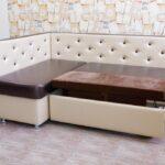 диван со спальным местом на кухне варианты