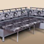 диван со спальным местом на кухне варианты идеи