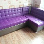 диван со спальным местом на кухне фото идеи
