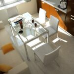 диван со спальным местом на кухне дизайн идеи